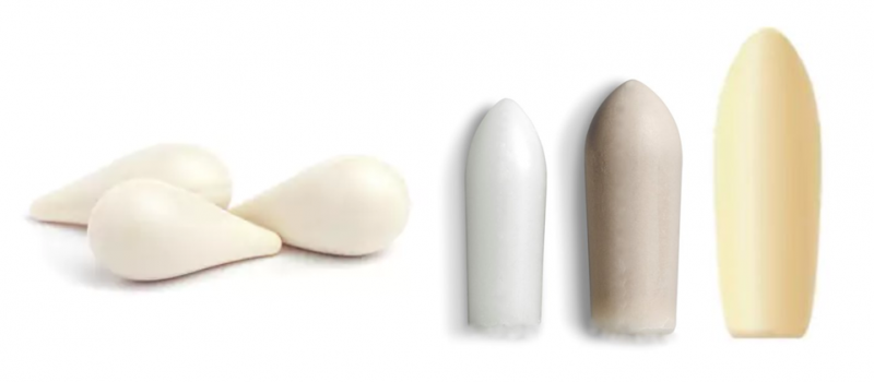 Suppository manufacturing Vaginal Suppository and Rectal suppository different shape
